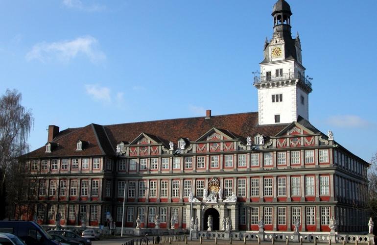 Bundesakademie für kulturelle Bildung Wolfenbüttel - Schloss